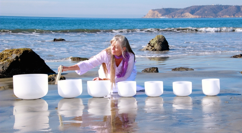 San Diego VRT Crystal Bowl Sound Bath